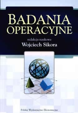 Okładka książki Badania operacyjne