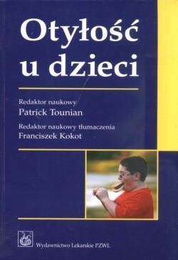 Okładka książki Otyłość u dzieci