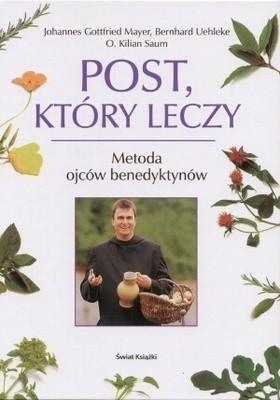 Okładka książki Post, który leczy