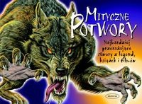 Okładka książki Mityczne potwory