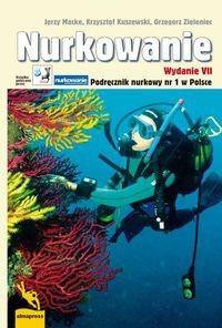 Okładka książki Nurkowanie. Wydanie VII