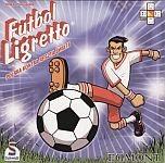 Okładka książki Futbol ligretto. Polska kontra reszta świata. Gra karciana