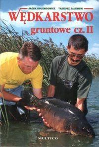 Okładka książki Wędkarstwo gruntowe cz.2