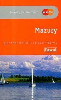 Okładka książki Mazury. Przewodnik kieszonkowy