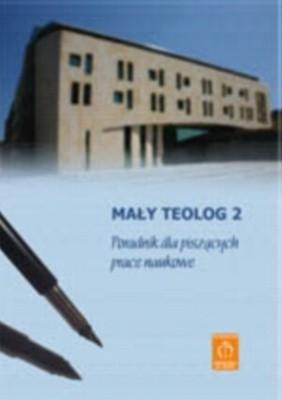 Okładka książki Mały teolog 2