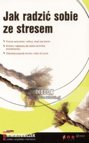 Okładka książki Jak radzić sobie ze stresem
