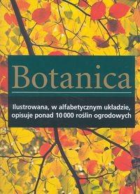 Okładka książki Botanica. Rośliny ogrodowe - encyklopedia A-Z