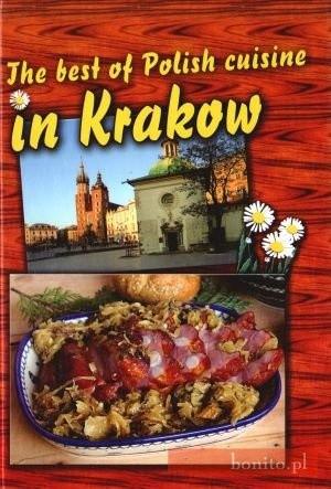 Okładka książki The Best Of Polish Cuisine In Krakow