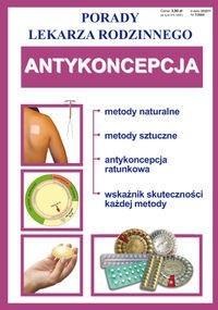 Okładka książki Antykoncepcja.