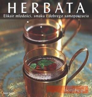 Okładka książki Herbata. Eliksir młodości, smaku i dobrego samopoczucia