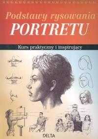 Okładka książki Podstawy rysowania portretu