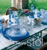 Okładka książki Pięknie nakryty stół