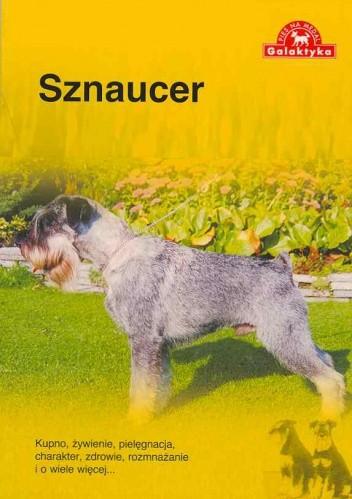 Okładka książki Sznaucer