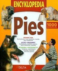 Okładka książki Encyklopedia pies