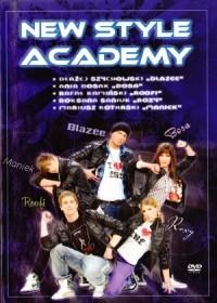Okładka książki New Style Academy + DVD - praca zbiorowa