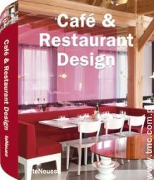 Okładka książki Cafe Nad Restaurant Design