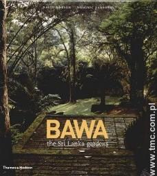 Okładka książki BAWA - THE SRI LANKA GARDENS - na zamówienie