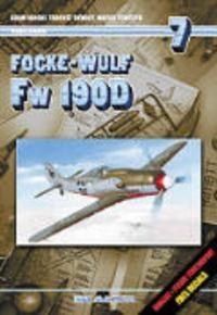 Okładka książki Focke-Wulf Fw 190D. Modelarnia 7
