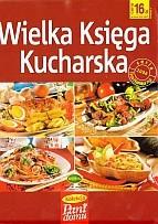 Okładka książki Wielka Księga Kucharska