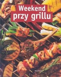 Okładka książki Weekend przy grillu
