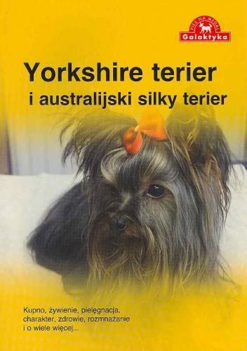 Okładka książki Yorkshire Terier i australijski silky terier