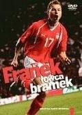Okładka książki Franek łowca bramek +DVD