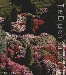 Okładka książki THE ENGLISH GARDEN - na zamówienie