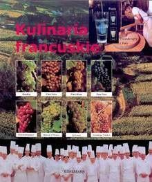 Okładka książki Kulinaria francuskie