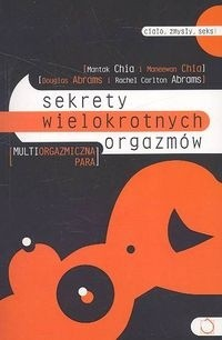 Okładka książki Sekrety wielokrotnych orgazmów. Dla każdej pary