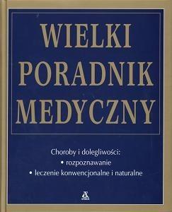 Okładka książki Wielki poradnik medyczny