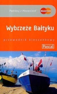 Okładka książki Wybrzeże Bałtyku. Przewodnik kieszonkowy