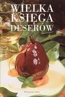 Okładka książki Wielka księga deserów