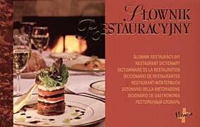 Okładka książki Słownik restauracyjny