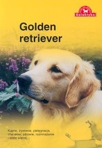 Okładka książki Golden retriever