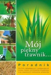 Okładka książki Mój piękny trawnik