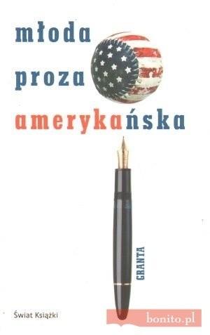 Okładka książki Młoda proza amerykańska