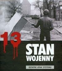 Okładka książki Stan wojenny ostatni atak systemu
