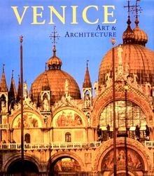 Okładka książki Venice art and architecture