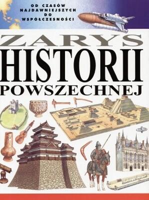 Okładka książki Zarys historii powszechnej