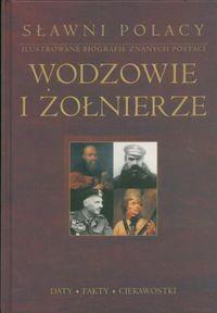 Okładka książki Sławni Polacy Wodzowie i żołnierze