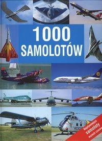 Okładka książki 1000 samolotów