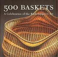 Okładka książki 500 baskets. A Celebration of the Basketmaker's Art
