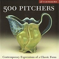 Okładka książki 500 pitchers. Contemporary Expressions of a Classic Form