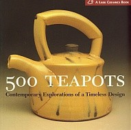 Okładka książki 500 teapots. Contemporary Explorations of a Timeless Design