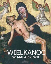 Okładka książki Wielkanoc w malarstwie. Malarze polscy t. 33