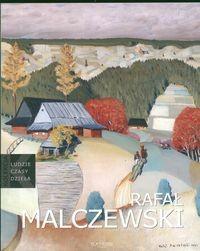 Okładka książki Rafał Malczewski [1892-1965]