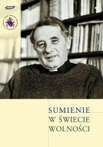 Okładka książki Sumienie w świecie wolności