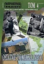 Okładka książki Ostatnie dni Mussoliniego