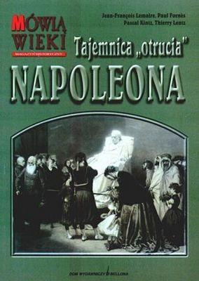 Okładka książki Tajemnica otrucia Napoleona