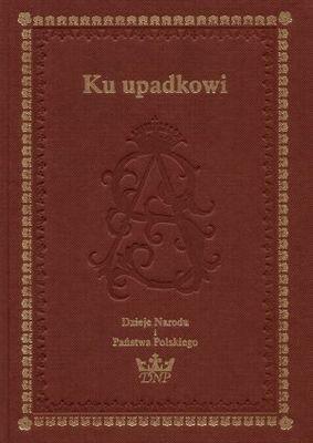 Okładka książki Ku upadkowi